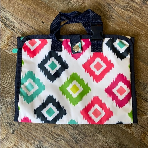 Thirty-one hanging bathroom travel bag
